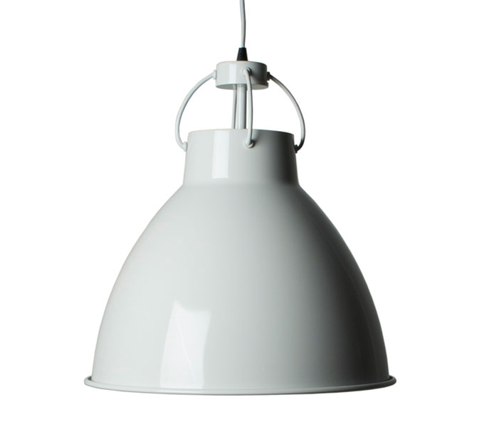 Zuiver Deliving hanglamp-Wit